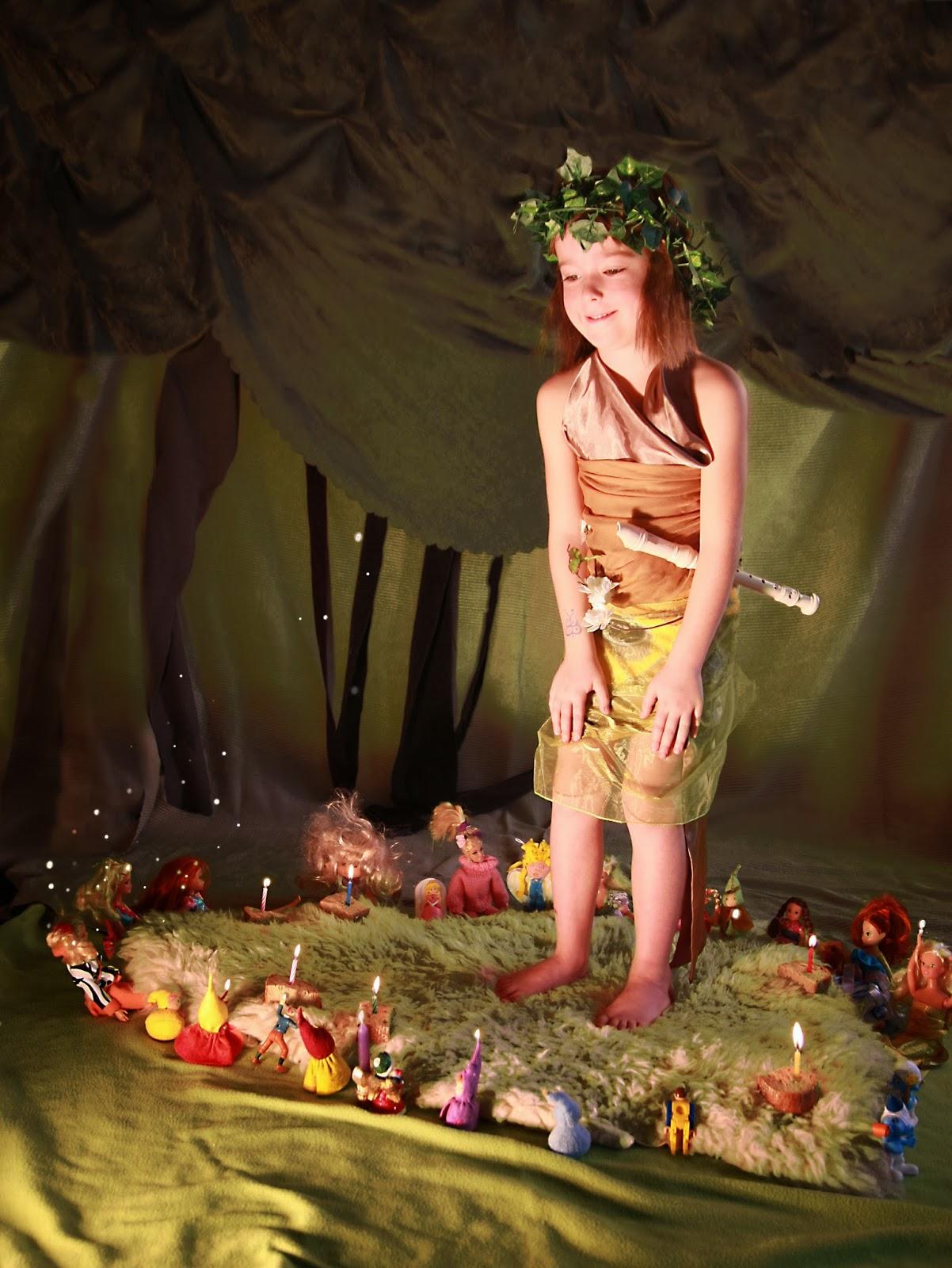 Rembrandted Kids: Midsummer Eve