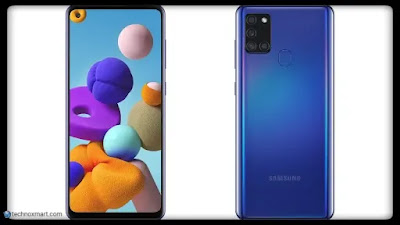 samsung galaxy a21s launch date