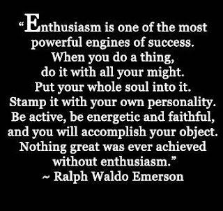 Enthusiasm Quotes Emerson