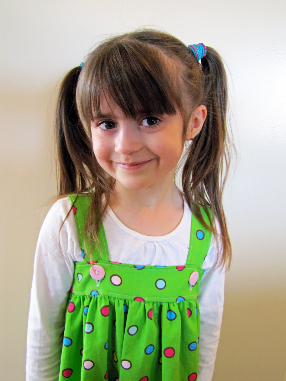 Little Girls Nails And Girls On Pinterest: E Txt: Cute Hairstyles For Little Girls