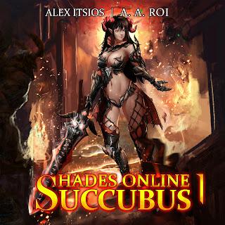 Hades Online: Succubus, Book 1