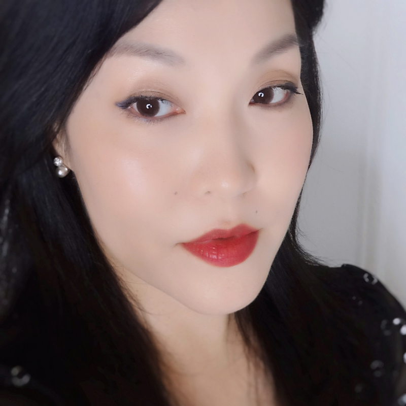 Dior Limited Edition makeup look