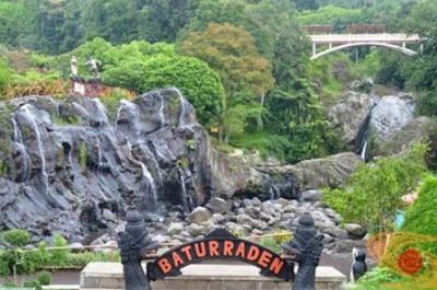 Kawasan Wisata Baturaden