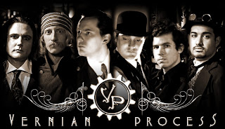vernian process - music of the ripper