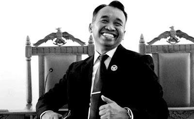 Kepala Biro Humas dan Protokol Setda Provinsi NTB, Najamuddin Amy