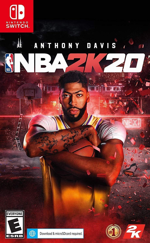 NBA 2K20 Switch NSP XCI - NBA 2K20 Switch NSP XCI