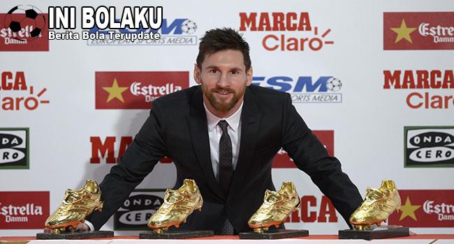 Messi Kalahkan Salah Dan Kane Dalam Peraihan Sepatu Emas Eropa, Ini Statistiknya