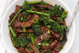 healthy beef and broccoli #healthy #recipe