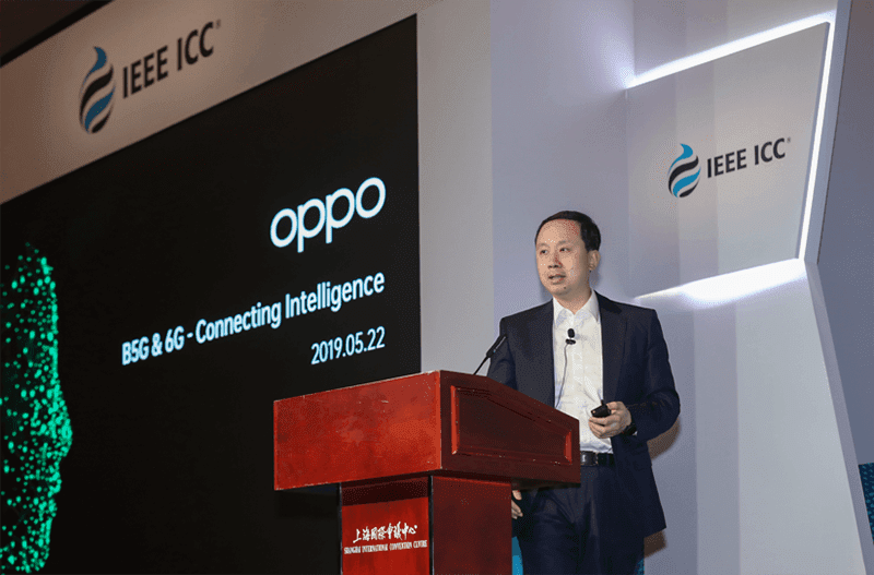 OPPO looks beyond 5G and preps for 6G