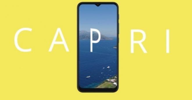 Motorola Capri 5000mAh battery, 19W fast charging