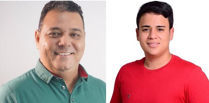 Marcelo Batista e Mateus Miranda deverão ser eleitos Presidente e vice da Câmara de Fernando Pedroza