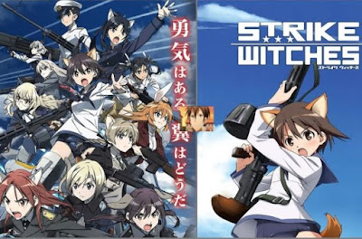 Strike Witches: Road To Berlin Episódio 4