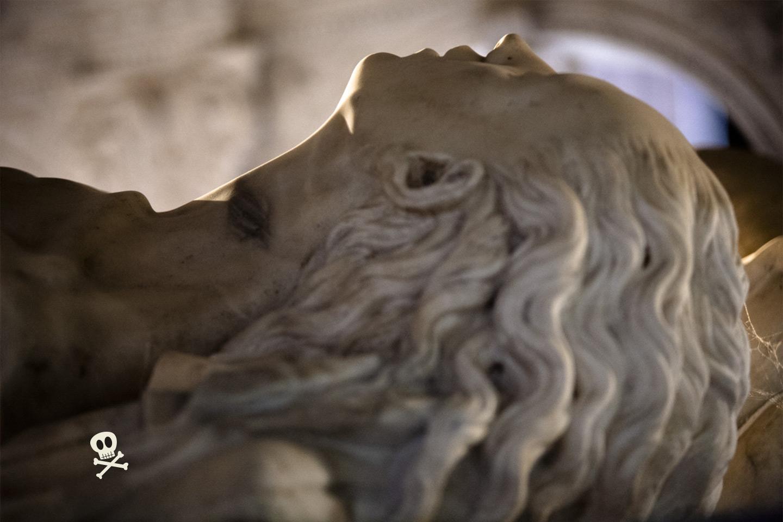 Ana de Bretaña en transi