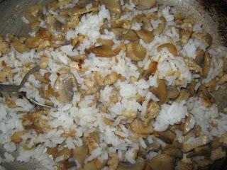 начинка для слоеного дрожжевого пирога с грибами