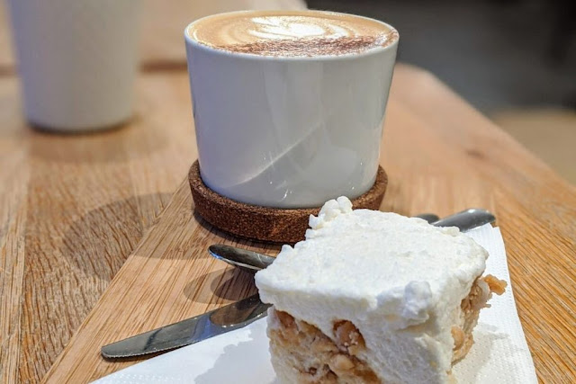 What to eat in Kilkenny: coffee and a homemade marshmallow at CakeFace