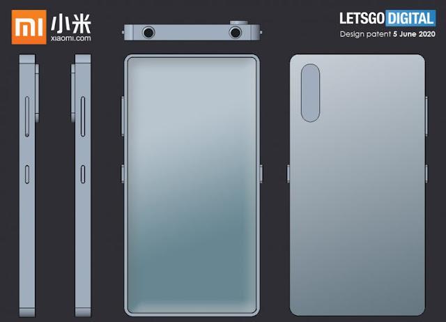 هاتف Xiaomi الذكي بتصميم iPhone وكاميرا غامضة