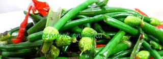 resep tumis bunga bawang
