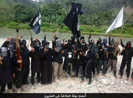 Militer Filipina Sebut Abu Dar Pemimpin ISIS Baru Asia Tenggara