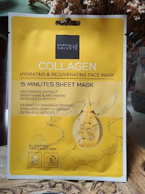 Gabriella Salvete Hydratačná pleťová maska