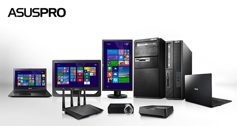 ASUSPRO PC Lineup Announced! A Great Industry Ready Solution For Your Business! (Press Release)