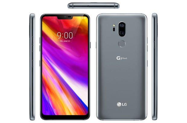 LG G7 ThinQ Stock Rom Yükleme