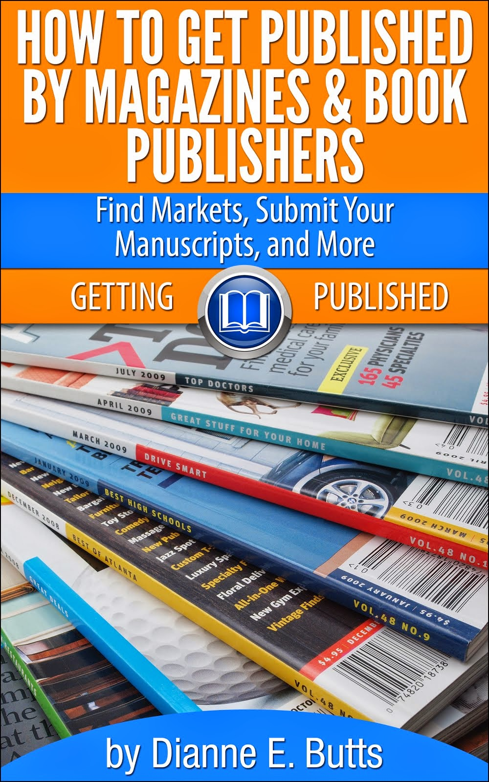 How to Get Published by Magazines & Book Publishers