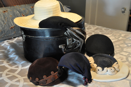 Queen Mary Art Deco Festival packing by Lady by Choice