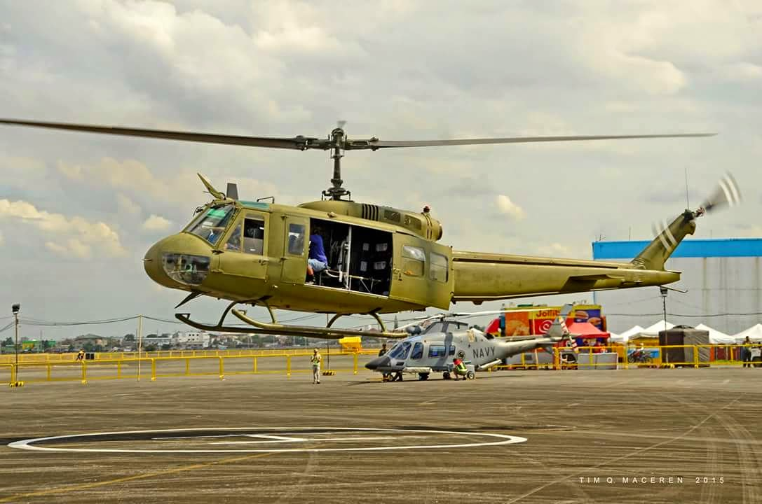 The Philippine Air Force Gets Dornier UH-1D Helicopters, and
