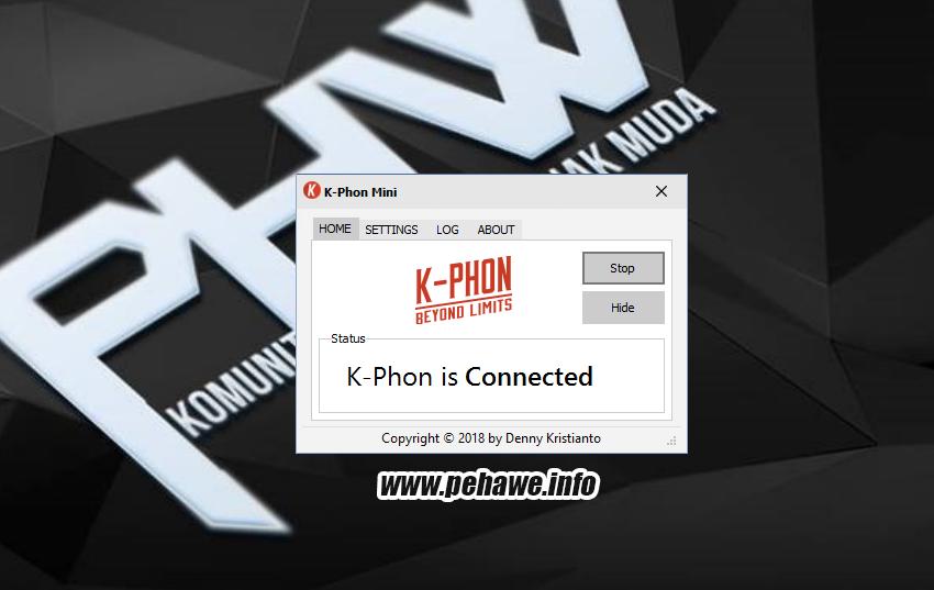 Tutorial Cara Menggunakan Axis Hitz Dengan K-Phon Mini