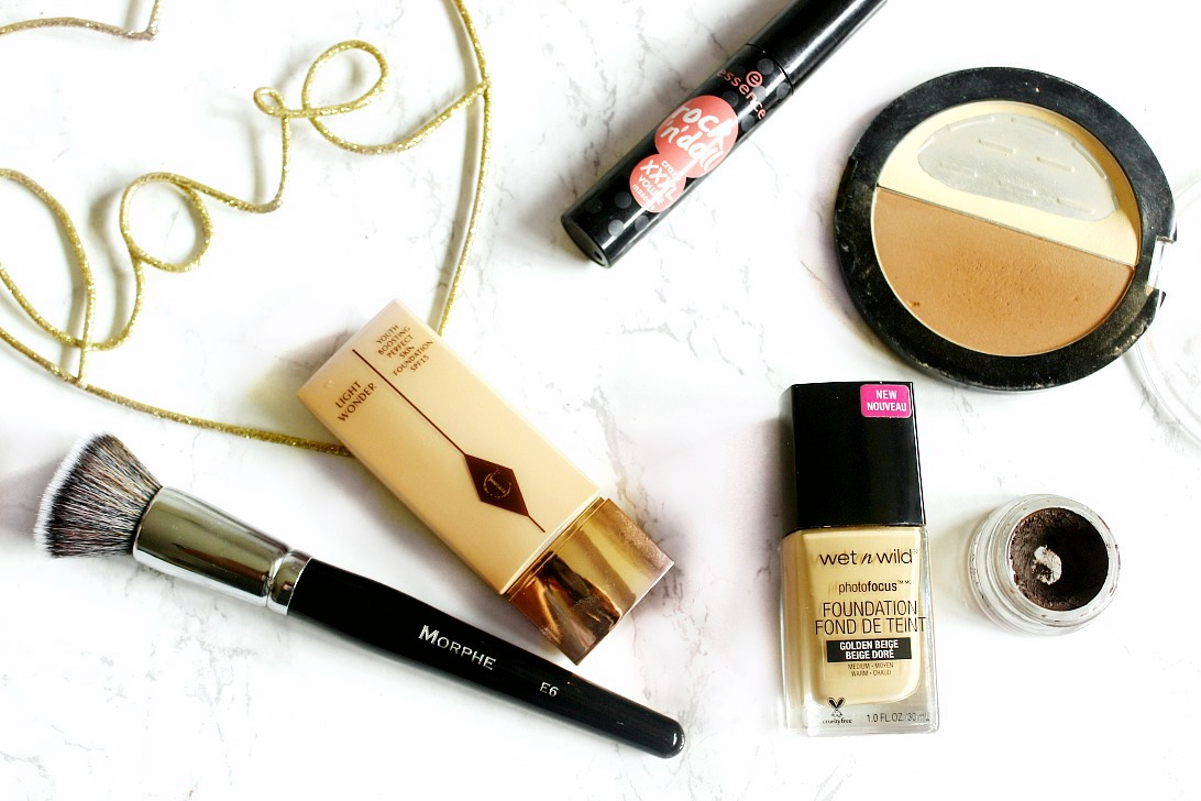 43fe0f2e4eee8f Everyday makeup routine // current favourites - The Blushing Giraffe