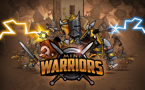 Mini Warriors Apk + Data for android