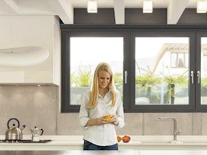 Los pros de las ventanas de PVC