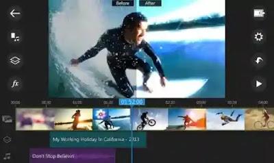 أفضل برامج لتعديل على الفيديو اندرويد