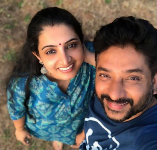 Sujitha Family Husband Biography Parents children's Marriage Photos
