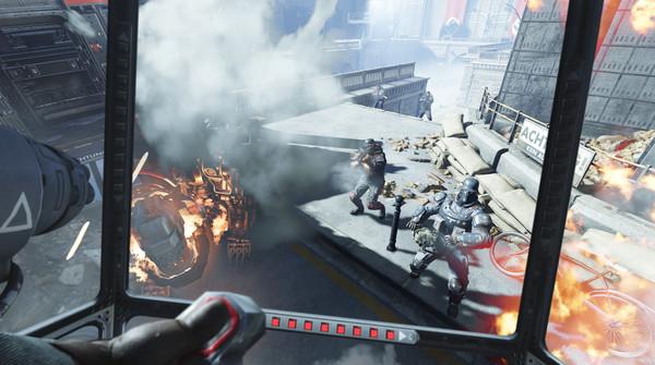 Wolfenstein Cyberpilot VR (2019) PC Full Español [Solo Realidad Virtual]