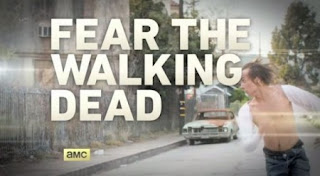 Volta Fear The Walking Dead tem queda de audiência na segunda temporada
