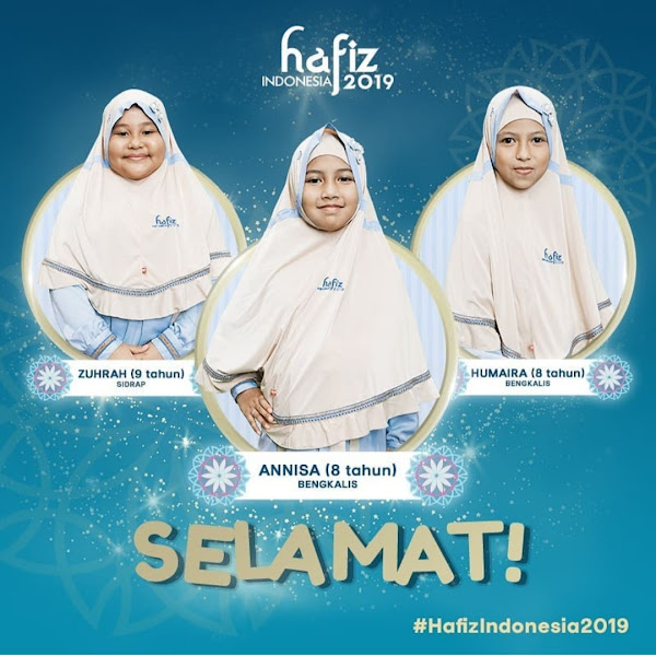 Juara Hafiz Indonesia 2019