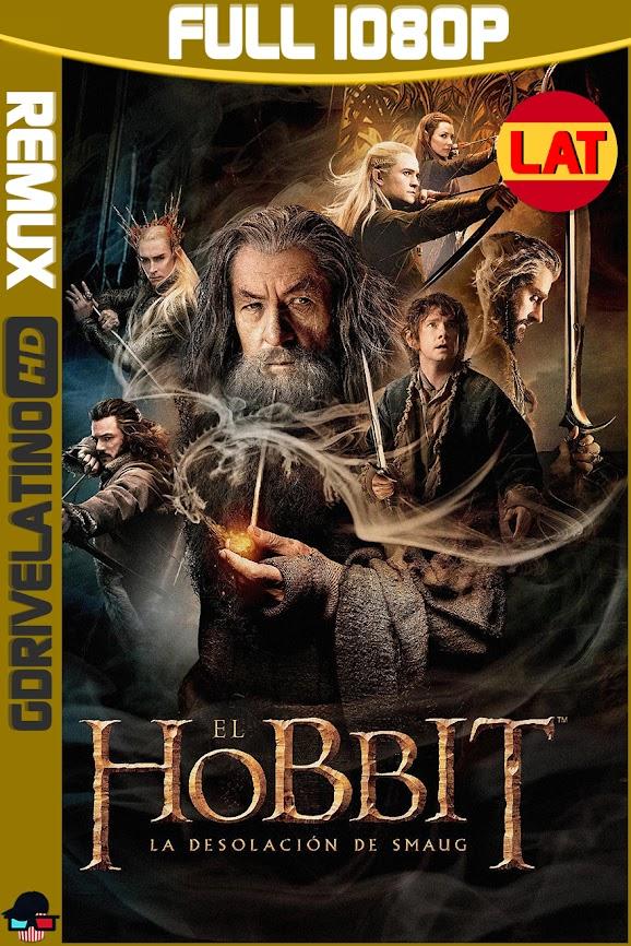 El Hobbit : La Desolación de Smaug (2013) EXTENDED CUT BDRemux 1080p Latino-Ingles MKV