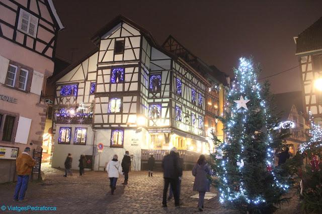 Riquewihr, Ruta del Vi, Alsàcia, Alsàcia per Nadal