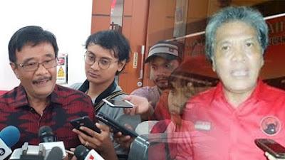 Ketua PDIP Sumut Japorman Saragih Mundur, Plt Ketua PDIP Sumut Dijabat Djarot