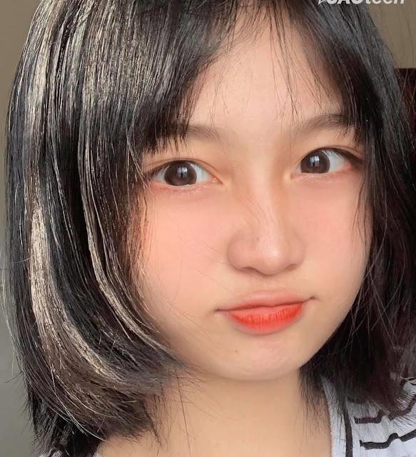 Tan chảy trước vẻ đẹp của nữ sinh Việt có gương mặt Trung Hoa - Ảnh 4