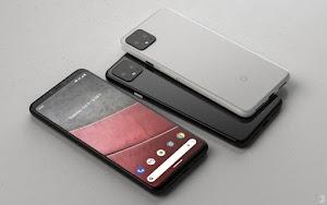 Eksklusif! Wujud Nyata Google Pixel 4 Tertangkap Kamera
