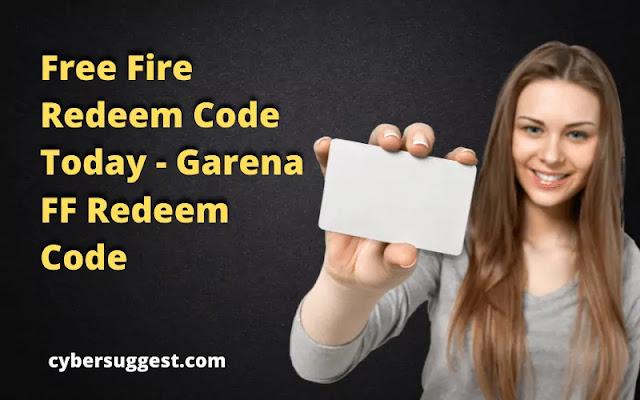 Garena FF Redeem Code