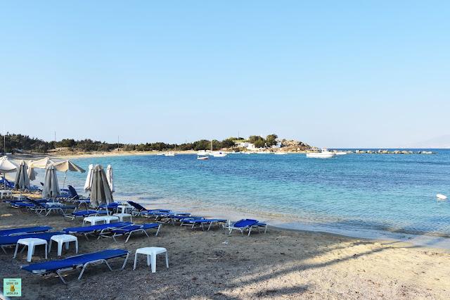 Agia Anna en Naxos