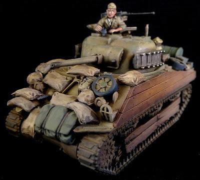 1/56 United States Marine Corp Sherman M4