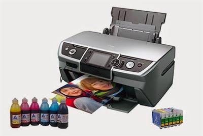 Epson R390 Printer Resetter