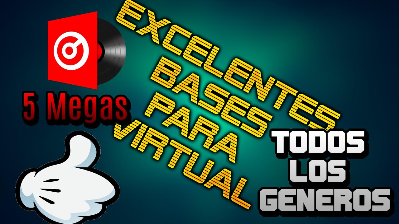 bases para dj virtual descargar