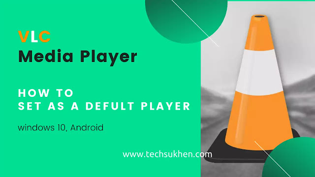 A step by step guide tutorial on how to set VLC as default player