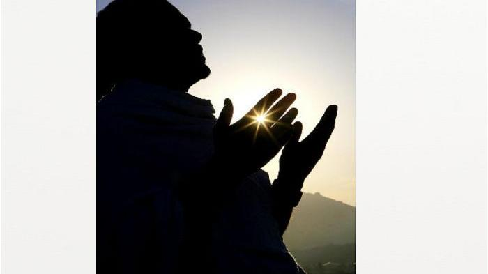 Lailat al-Du'a (Malam Berdoa)