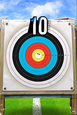 لعبة الرماية ثلاثية الأبعاد Archery King كاملة للاندرويد MOD